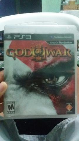 V/T god of war 3 por outro jogo