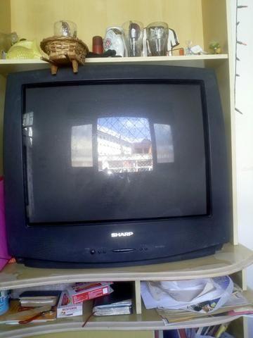 Vendo tv usada Sharp