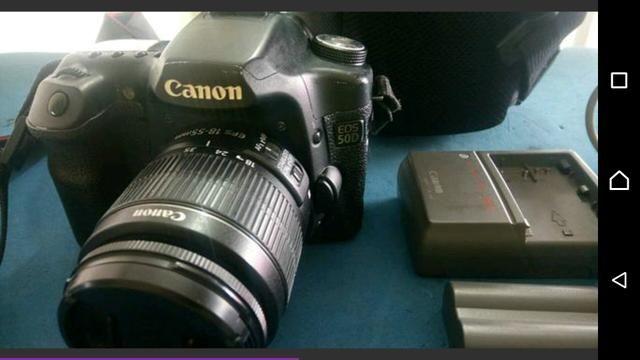 Câmera Fotográfica Canon 50D
