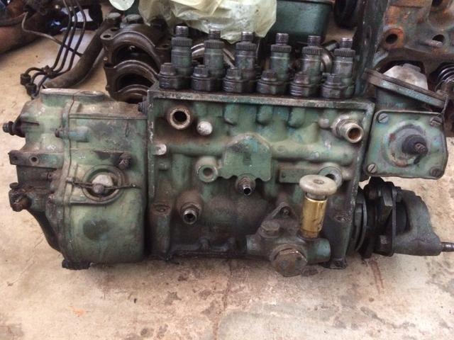 Peças motor scania 112/113