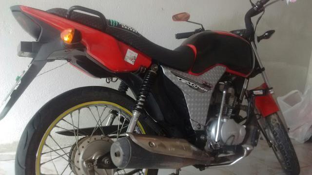 Moto Honda fam 125 ks