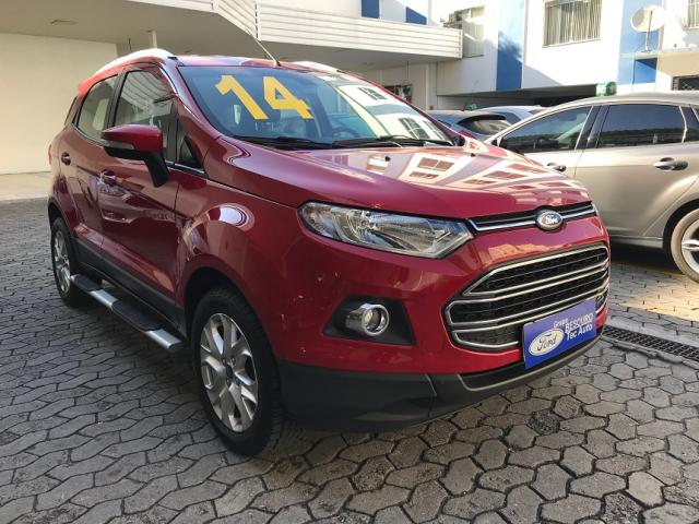 ECOSPORT TIT 2014 AT 29.600KM