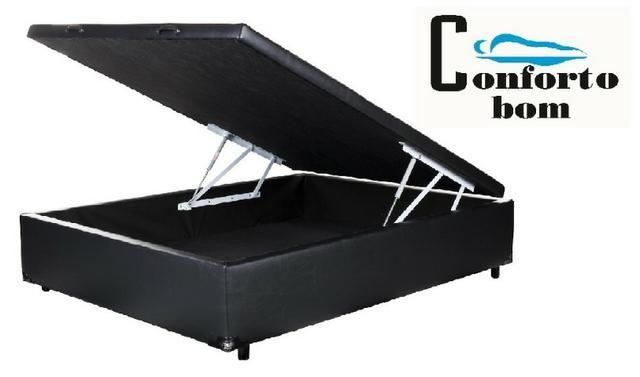 Box baú casal - 138x188
