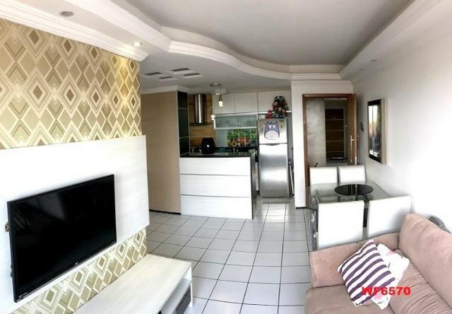 Navegantes e Meridiano, apartamento com 2 quartos, projetado, Parque Iracema, próx BR 116 - Foto 5