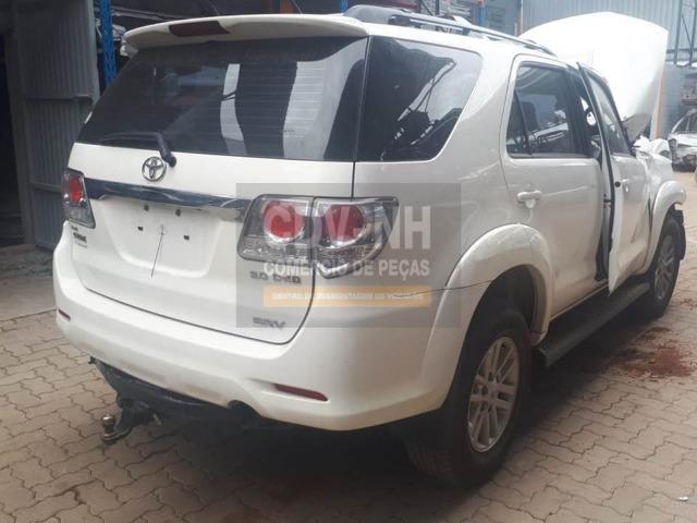 Sucata Toyota Hilux Sw4 2012 3.0 171cv Diesel