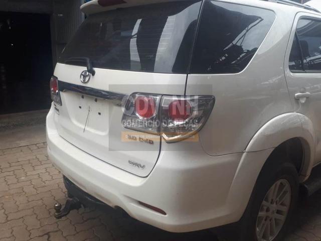 Sucata Toyota Hilux Sw4 2012 3.0 171cv Diesel - Foto 3