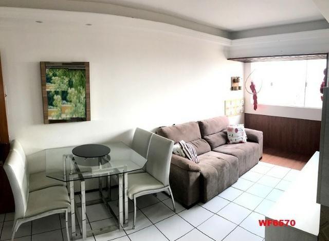 Navegantes e Meridiano, apartamento com 2 quartos, projetado, Parque Iracema, próx BR 116 - Foto 3