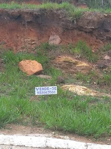Vende-se um terreno, para vender rapido