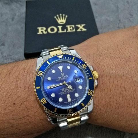 67a29eaad0e Relógio Rolex Submariner - Bijouterias