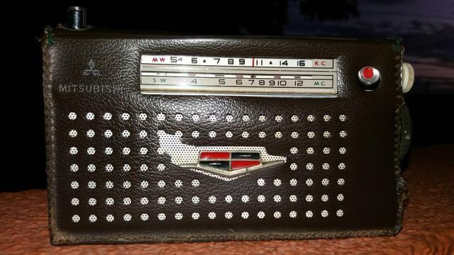Evadin 02 Faixas Modelo 8x 584 Mitsubishi Decada De 70