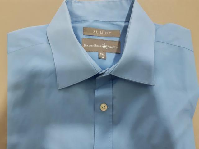 4efa2e19335c0 Camisa social Polo Club Beverly Hills - Roupas e calçados - Madalena ...