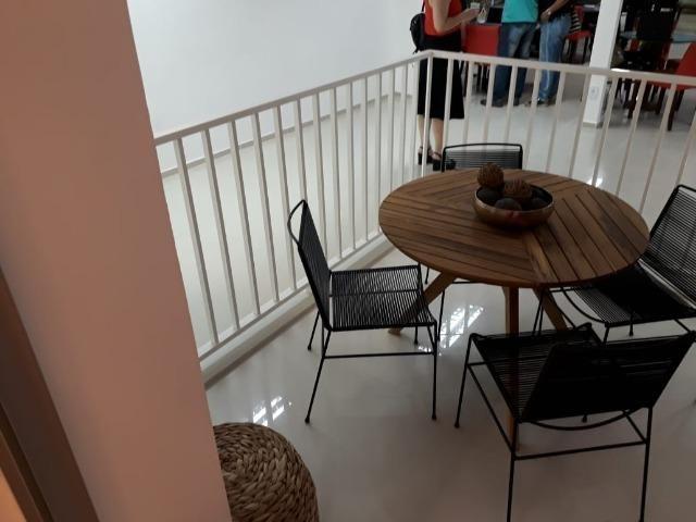 Apartamento com 2 quartas, varanda, elevador no centro de Paulista - Foto 12