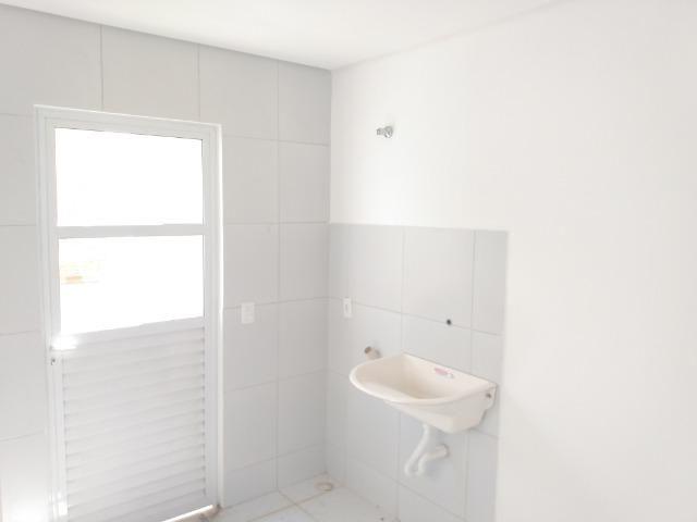 Casa 2 quartos, pronta pra morar no bairro de Rendeiras - Financiamento Caixa - Foto 3