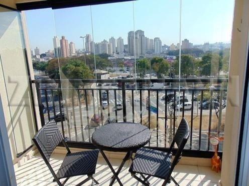 Apartamento à venda com 2 dormitórios em Barra funda, Sã£o paulo cod:107549
