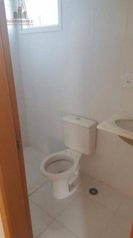 Apartamento à venda, 53 m² por r$ 185.000,00 - jardim satélite - são josé dos campos/sp - Foto 2