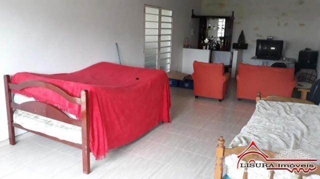 Chácara veraneio iraja 1.540 m² jacareí sp 2 casas - Foto 5