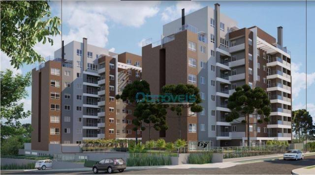 Apartamento com 3 dormitórios à venda, 108 m² por r$ 741.712 - ecoville - curitiba/pr
