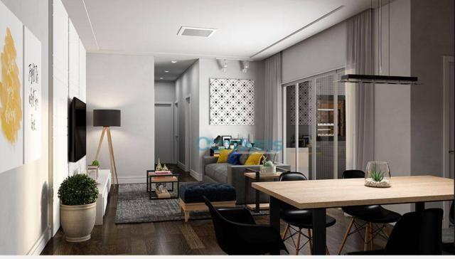 Apartamento com 3 dormitórios à venda, 108 m² por r$ 741.712 - ecoville - curitiba/pr - Foto 4