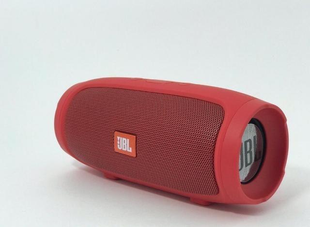 Caixa De Som MINI charge 3 JBL Bluetooth Fm Sd Android iOS Música - Foto 3