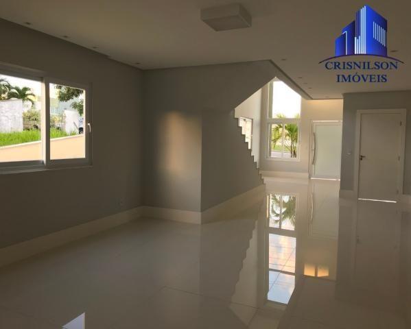 Casa à venda alphaville salvador ii, nova, r$ 2.190.000,00, piscina, espaço gourmet, área  - Foto 9
