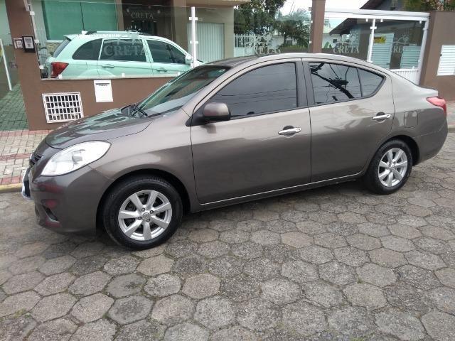 Versa Nissan Versa SL 2013 - Foto 20