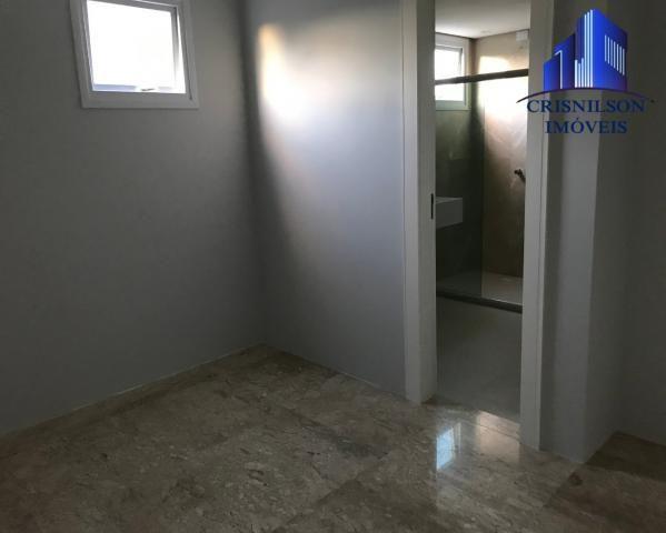 Casa à venda alphaville salvador ii, nova, r$ 2.190.000,00, piscina, espaço gourmet, área  - Foto 17
