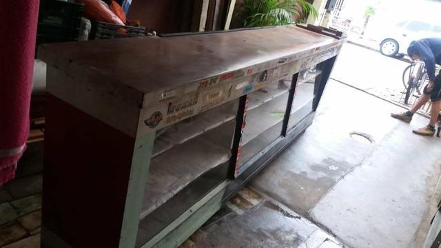 Balcão de madeira - Foto 3