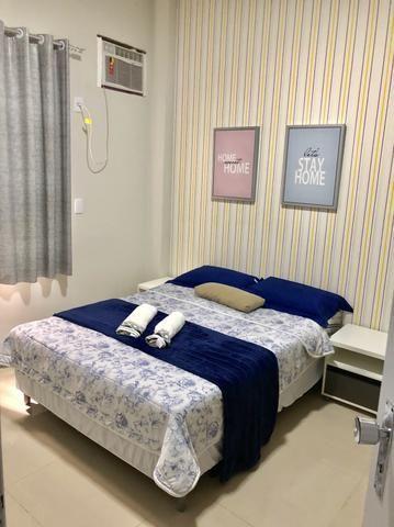 Flat Kitnet apartamento de 1 quarto mobiliado