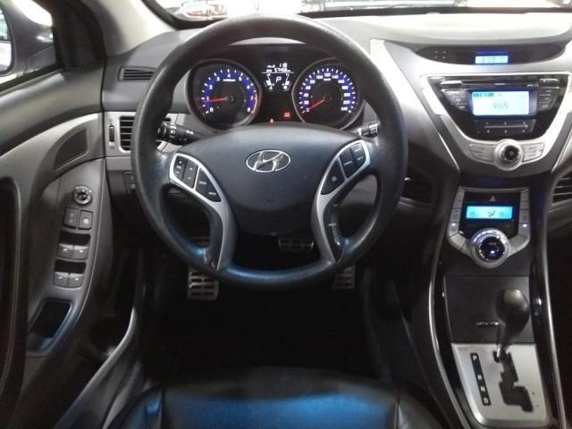 HYUNDAI ELANTRA 2012/2013 1.8 GLS 16V GASOLINA 4P AUTOMÁTICO - Foto 5