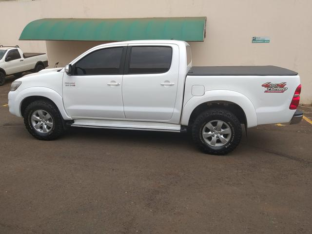 Toyota Hilux -Vendo ou troco!!