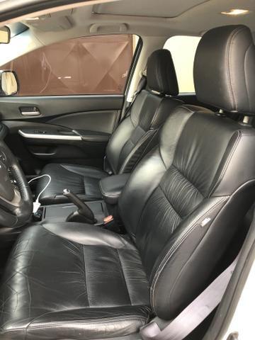 Honda CRV 2014 EXL Conservadíssima! IPVA Pago!! - Foto 5