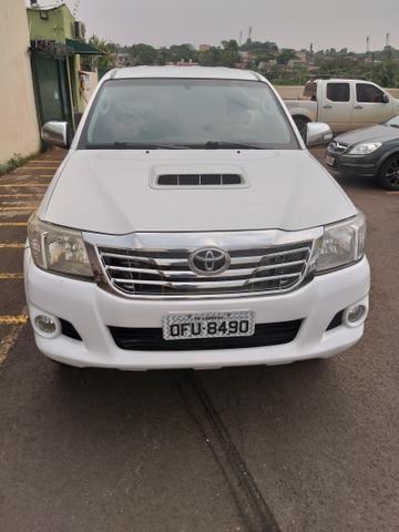 Toyota Hilux -Vendo ou troco!! - Foto 3