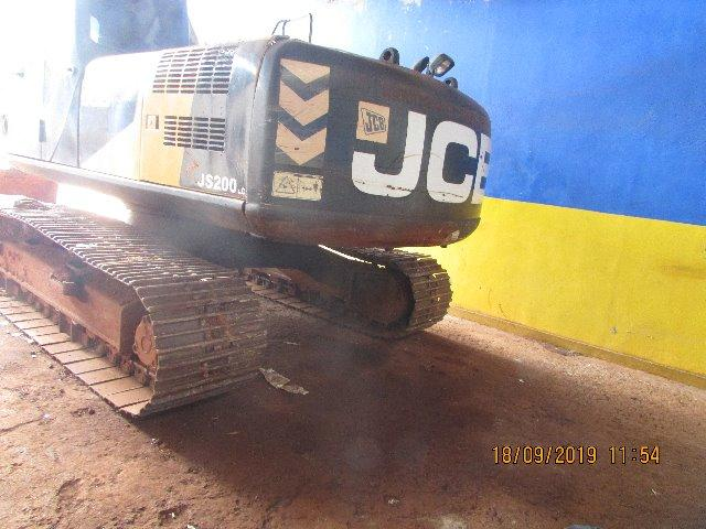 Escavadeira Hidraulica JCB - Foto 4