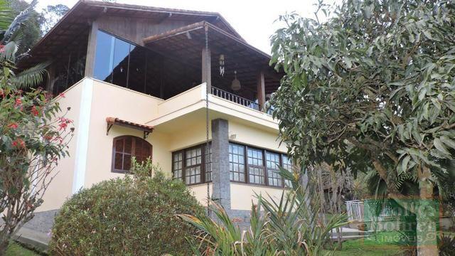 Casa no Cônego, 3 suítes, piscina, casa de caseiro, 7 mil metros de terreno