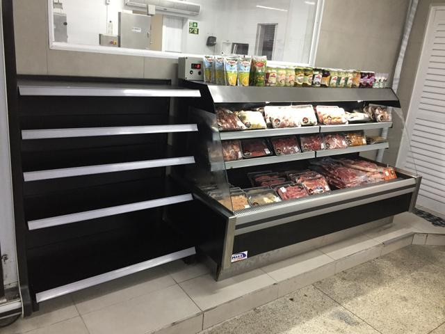 Equipamentos para supermercados