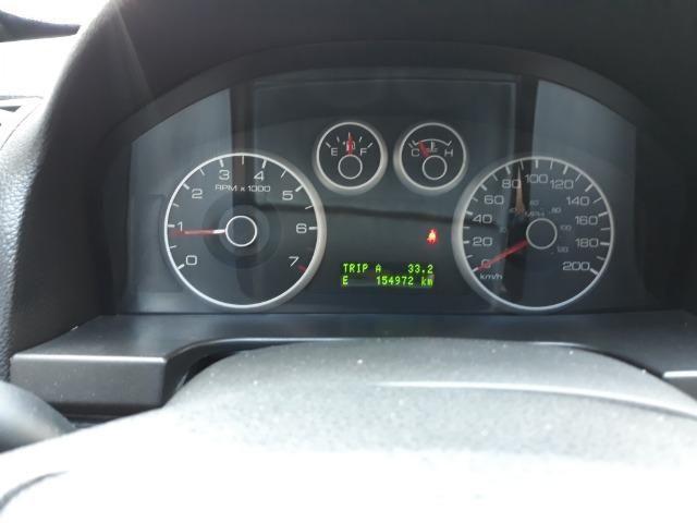 Vendo Ford Fusion 2008 blindado completo cor prata + empresa - Foto 6