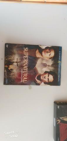 DVDs sobrenatural - Foto 2