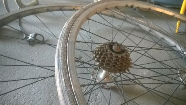 Bicicleta Caloi 10 Antiga - Aceito trocas - Foto 5