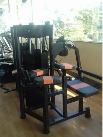 Academia Completa Equipamentos de Musculação Newlife Premium - Foto 6