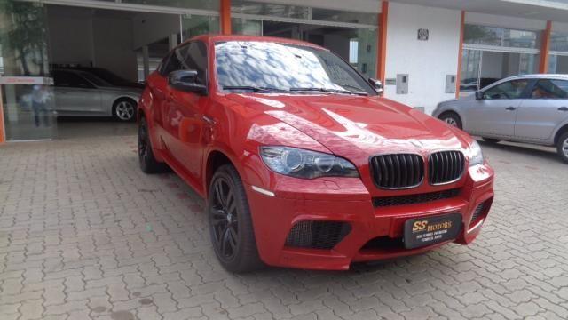 BMW X6 2009/2010 4.4 M 4X4 COUPÉ V8 32V BI-TURBO GASOLINA 4P AUTOMÁTICO - Foto 2