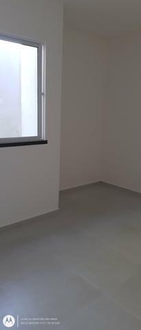 Casa plana no eusébio com terreno grande - Foto 15