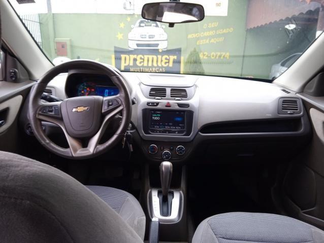 CHEVROLET COBALT 2013/2014 1.8 MPFI LTZ 8V FLEX 4P AUTOMÁTICO - Foto 7