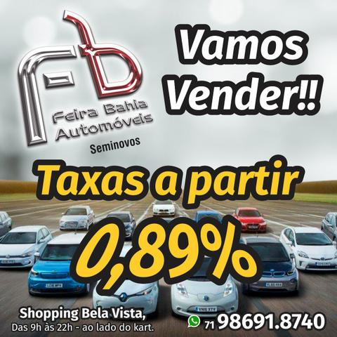 Palio,gol.todas as marcas,financiamento com a menor taxa!!!!FEIRA BAHIA AUTOS SEMINOVOS! - Foto 4