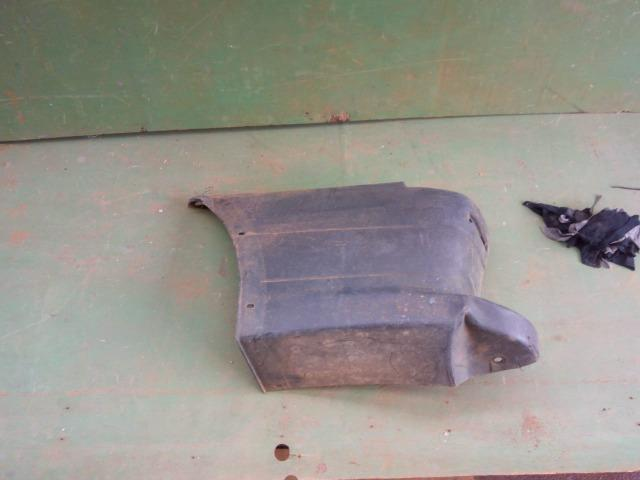 Ponteira parachoque traseiro esquerdo strada 05 11