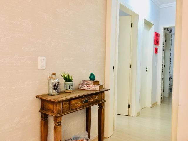 Oferta Imóveis Union! Apartamento mobiliado e com 84 m² a venda, no Panazzolo! - Foto 9