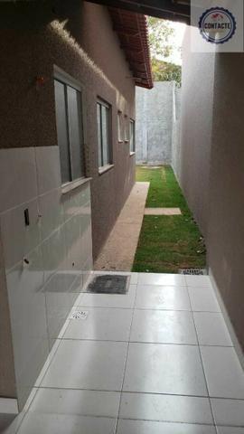 Casa de 2 quartos (sendo 1 suíte) pronta pra morar em Aparecida de Goiânia - Foto 5