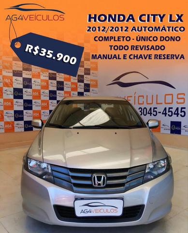 Honda city lx aut 2012