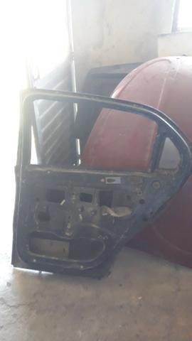 Portas traseiras Gol G5/G7 - Foto 5