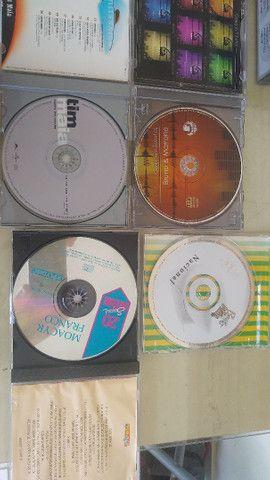 CD original diversos cantores valor da unidade. - Foto 2