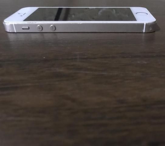 IPhone 5s dourado - Foto 4